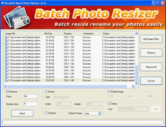 Image Name Batch Editor v2.0 full
