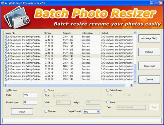 Image Name Editor