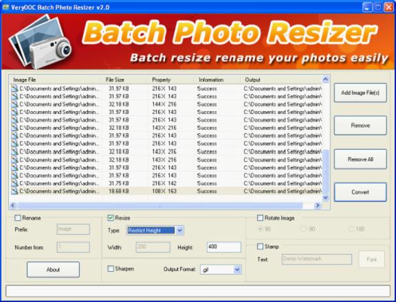 Image Resizer v2.0 full