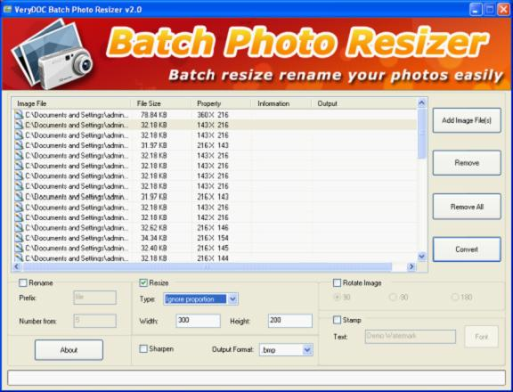 Picture Resizer