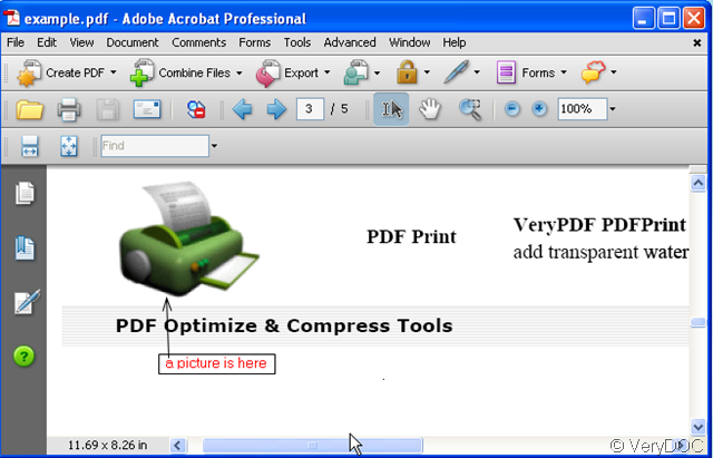 how to add pdf to word file