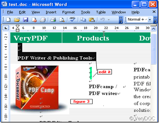 how can edit my pdf file