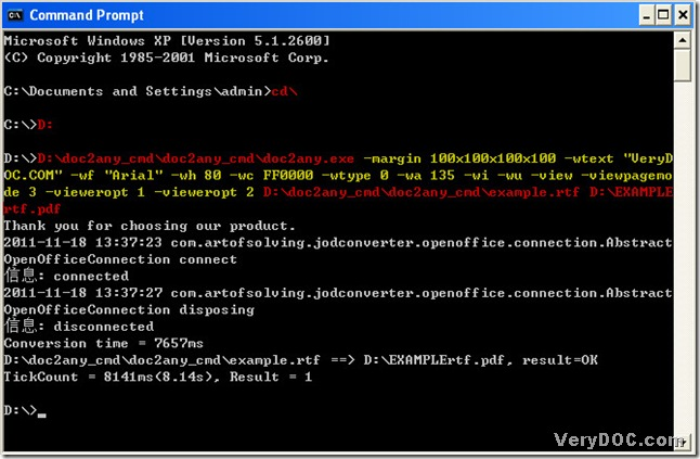 Pdfxcview command line options