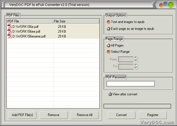 scanned pdf to vector converter