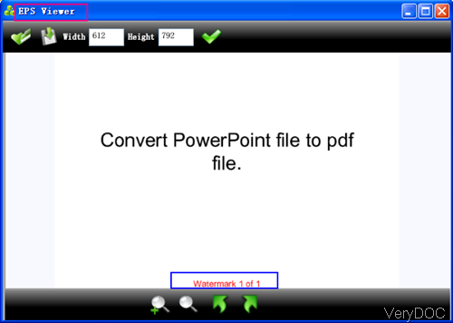output eps file from ppt