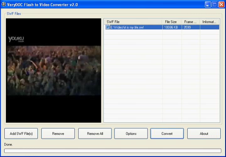 SWF to MOV Converter—Convert SWF to MOV
