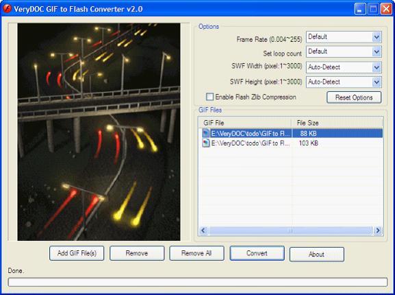 Windows 7 Gif to Flash Batch maker 2.0 full