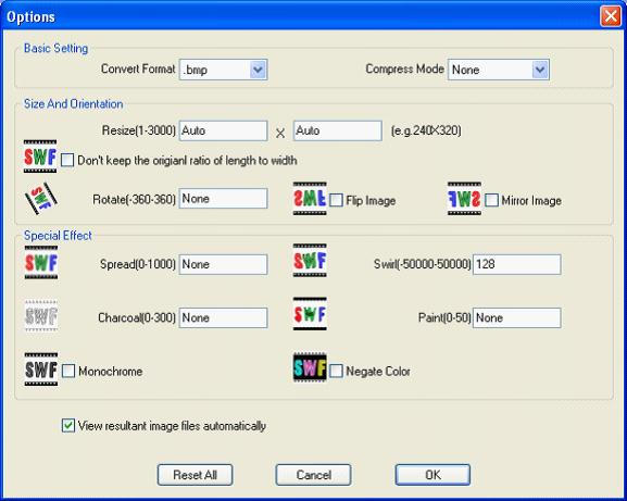 Flash to BMP Converter – Convert Flash to BMP, Flash to