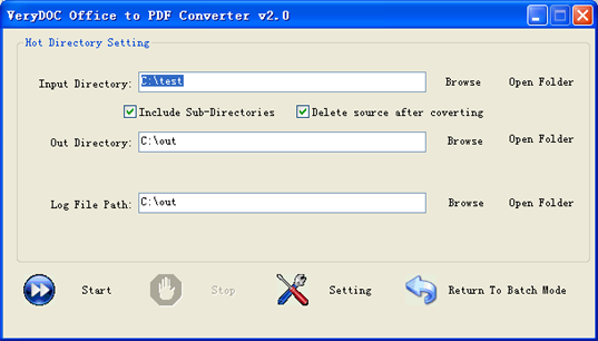 Office to pdf converter screenshots - Works to office converter ...