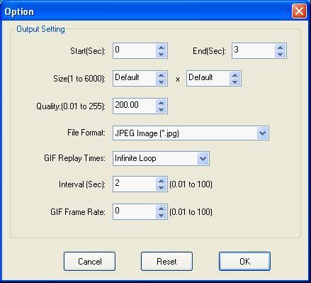 MOV to JPG Batch Converter – Convert MOV to JPG in Batch